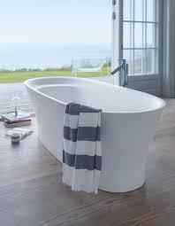CAPE COD BATHTUB Freestanding Baths From DURAVIT Architonic - Duravit bathroom