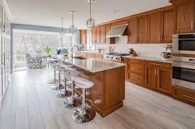 Mid Century Modern Kitchen Renovation Gardnerfox Associates
