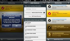 Apps Iphone Best Package Tracking Tracking Best Package qnT7YxnZW