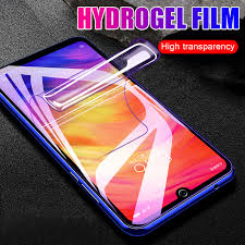 For Samsung S10 S9 S8 S7 S6 edge Plus Note 8 Note 9 Hydrogel ...