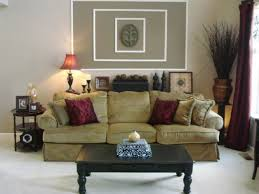 Large Wall Decor Living Room Super Ideas Wall Decorating For Living Rooms 1 Dark Living Room