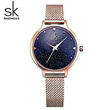 Buy <b>SHENGKE</b> Women's Watches Online | Jumia Nigeria