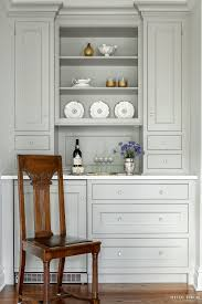 Cabinet Color Design Heidi Piron Design And Cabinetry Traditional Lovely Built In