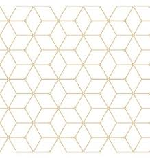 Vector Patterns Custom Retro Pattern With Golden Squares Royalty Free Vector Image