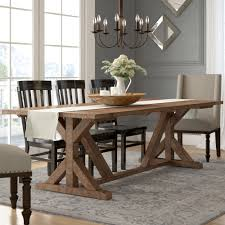 Solid wood dinning set Room Furniture Wayfair Lark Manor Abbey Solid Wood Dining Table Reviews Wayfair