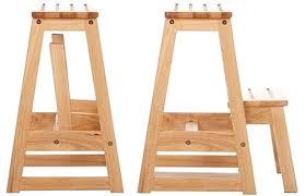 foldable wood step stool folding two step stool folding wooden step stool ikea
