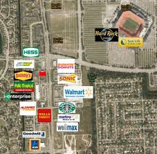 4 000 sf of retail space available in miami gardens fl