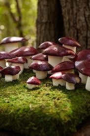 mushroom stool video game theme custom furniture. Fine Video Mushroom Stool Video Game Theme Custom Furniture Mini Mushrooms Made From  Marshmallows And Apples For Mushroom Stool Video Game Theme Custom Furniture