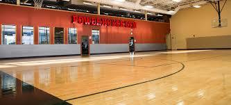 powerhouse basketball court