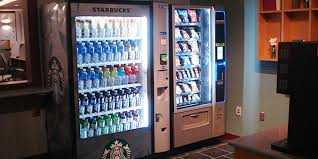 Library Vending Machine Fascinating Library Cafe