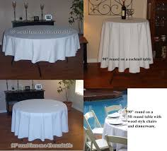72 inch round tablecloth designs