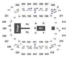 Chi Health Center Omaha Arena Seating Chart Billie Eilish Tickets Sun Mar 29 2020 7 30 Pm At Chi