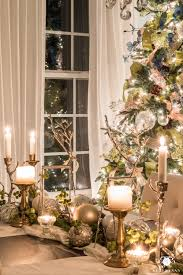 Kelley K Hunting Lights Nighttime Christmas Home Tour With Magical Glowing Twinkle