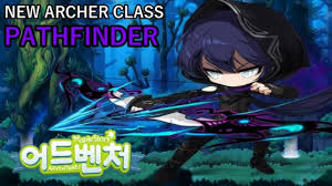 MapleStory NEW ARCHER CLASS CONFIRMED ...