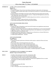 Aws Sample Resumes AWS Cloud Engineer Resume Samples Velvet Jobs 1