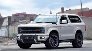 Someone Claiming To Be A Designer At Ford Has Been Answering Questions  About The Next Generation Bronco And Ranger In Reddit AMA. C