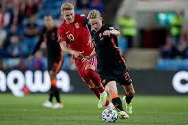 نتيجة وملخص مباراة هولندا والنرويج اليوم الأربعاء 1 سبتمبر 2021