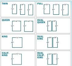 Bed Size Bed Sizes Bed Size Bed Measurements Bed Dimensions Size