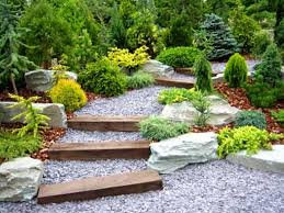 Small Picture Landscaping Garden Designer Garden Ideas Picture For Large