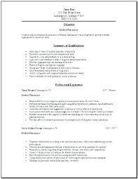 Sample Resume For Pharmacy Technician Trainee Templates Doc Free ...