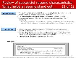 City Year Resume Workshop Ppt Download