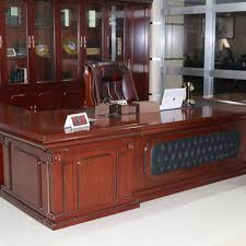 wood office desk furniture. office wood desk delighful solid computer 46 a inside decor furniture l