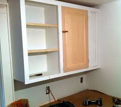 Painting Over Kitchen Cabinets Painted Kitchen Cabinets With Stained Doors Quicuacom