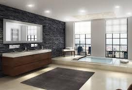 Bathroom Modern Luxury Master Bathroom In Amazing Contemporary