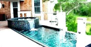 Image Design Ideas Above Ground Pools For Small Backyards Backyard Pool Ideas Image Of Oval Zhuizhaiinfo Above Ground Pools For Small Backyards Apluscleaninginfo