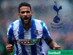 Willian Jose to Tottenham: Negotiations end for Jose Mourinho target, Man  United offered striker - football.london