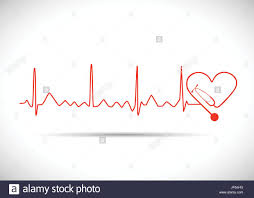My Medical Chart Olol Heart Monitor Abstract Stock Photos Heart Monitor Abstract