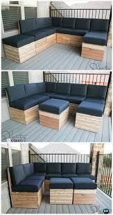diy modular outdoor seating free plan instructions diy outdoor patio furniture ideas