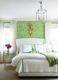 green bedroom furniture. Love This Green Wallpaper Would Be Great On An Accent Wall In Bellau0027s Pink And Bedroom Furniture D