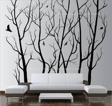 vinyl wall decals trees