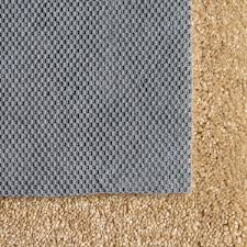 8x10 reversible felt and rubber area home interior portfolio no slip rug pad com con tact brand eco preserver non