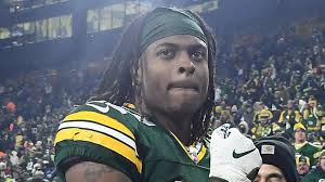 Green Bay Packers Aaron Rodgers Hails Davante Adams Route Running Obsession Nfl News Sky Sports