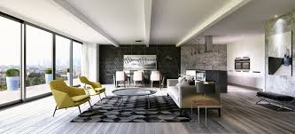 Apartment Interior Designer Fascinating 48 Posh Apartment Interiors