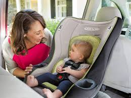 convertible car seat grows with your child the graco my ride 65