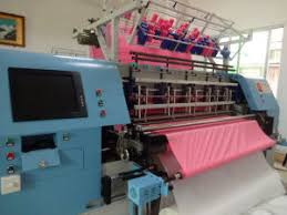 China Latest Shuttle Multi-Needle Quilting Machine, Comforter ... & Latest Shuttle Multi-Needle Quilting Machine, Comforter Quilting Machine  for Sale Adamdwight.com