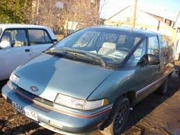 1992 Chevrolet Lumina apv – pictures, information and specs - Auto ...
