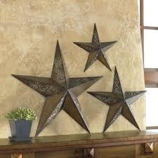 star wall decor metal star wall decor 1 set of 3 rustic stars art star wall decor set of 5 decorative stars metal