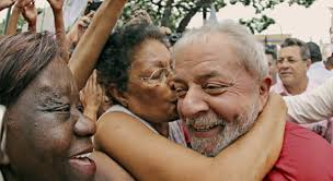 Image result for presidente lula e o povo