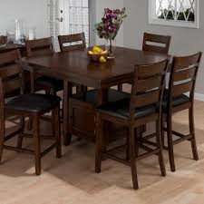alluring kitchen table counter 19 round height dining 5 piece set bar and chairs cabinet furniture