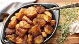 awesome crusty baked potatoes