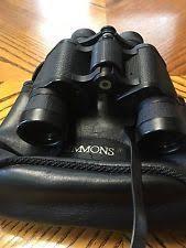 simmons telescope 6450. simmons binoculars 7 x 35 358 ft. at 1000 yards fully coated optics model 60102 telescope 6450