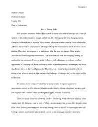 taking risks essay expository essay examples and explanations ppt ugaomid essays on racial profiling sport essay essay vs
