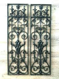 faux wrought iron window inserts faux wrought iron door inserts faux wrought iron window inserts for