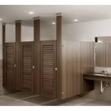 Bathroom Stall Hardware Simple Louvered Doors Modlar