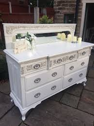 shabby chic furniture pictures. Shabby Chic Antique Buffet Dresser Furniture Pictures