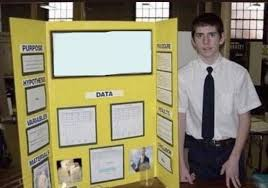 Science Fair Templates Minorities In Heaven Template Fake Science Fair Projects Know